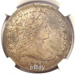 1795 Draped Bust Silver Dollar ($1 Coin, Small Eagle) Certified NGC VF Details