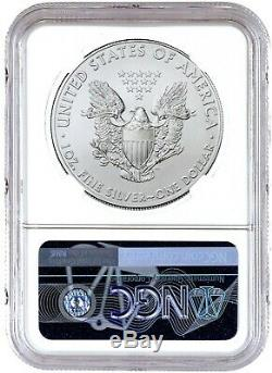 2020 (P) $1 Silver Eagle Philadelphia Emergency Issue NGC MS69 FDI Mercanti