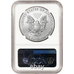 2020 W American Silver Eagle Burnished NGC MS70