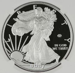 2020 W End of WWII 75th Anniversary American 1 Oz Silver Eagle V75 NGC PF70 UC