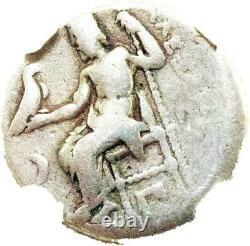 Ancient Greek Macedonian Empire Alexander the Great Coin NGC Cert VG & Story