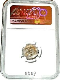 Austria Heller Right Hand of God Silver Coin NGC Certified VF-XF With Story