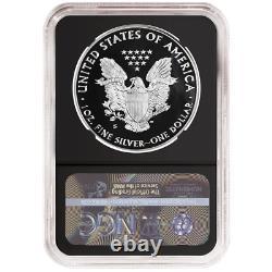 Presale 2020-S Proof $1 American Silver Eagle NGC PF70UC FDI First Label Retro