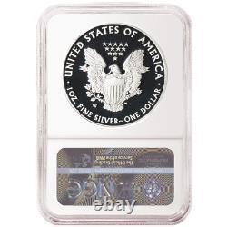 Presale 2020-W Proof American Silver Eagle World War II 75th NGC PF70UC V-Day