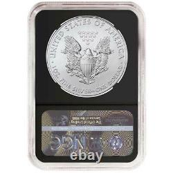 Presale 2021 (S) $1 American Silver Eagle NGC MS70 Emergency Production Trolle