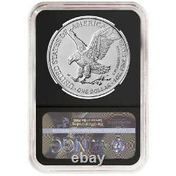 Presale 2021 (W) $1 Type 2 American Silver Eagle NGC MS70 FDI First Label Retr