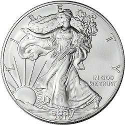 Roll of 20 2012-(S) American Silver Eagle NGC Gem Uncirculated Trolley Label